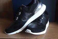 Cole Haan Grand Crosscourt Wedge Sneaker Women Black Leather Size 11  W12558