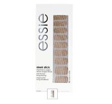❤ Essie Nail Stickers Nail Art Long Weaing ❤ 02 CROC N CHIC   NEW