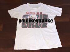 VINTAGE MOTLEY CRUE CONCERT T SHIRT 1987 TOUR ORIGINAL GIRLS GIRLS GIRLS RARE
