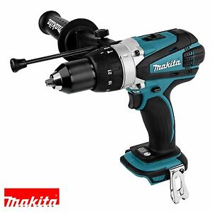 Makita DHP458Z DHP458 18v Compact Combi Hammer Drill Driver Naked Body Only
