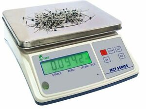 Counting Weighing Scale 3000g x 0.1g Mct3000 Digital Stock Check Bench Tare