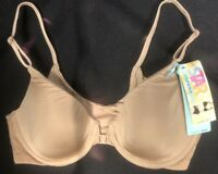 SPANX Laced Up Smoothing Underwire Bra 2151 Black or Natural NWT