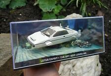 007 JAMES BOND Lotus Esprit Submarine - Spy who loved me - 1:43 Boxed CAR MODEL
