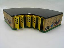 Brio Train The Grand Roundhouse 5 Way Wood Wooden Vtg for Thomas Tank Engine Set
