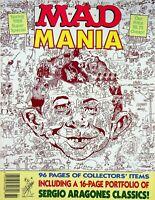 Vtg  Mad Mania Magazine Spring 1988 Super Special Sergio Aragones Classics m1291