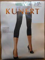 KUNERT Fashion Leggings 7/8 blickdicht  Gr40-42 hawai-green
