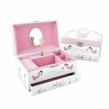 Floss & Rock Fairy Blossom Musical Jewellery Trinket Box Storage Girls Gift Idea