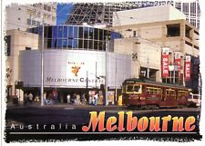 SYDNEY HUGHES - Melbourne Central CBD Australia Postcard MS-11 - mint unused