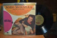 Noro Morales Holiday in Havana LP Design SS 38 Stereo *Cheesecake