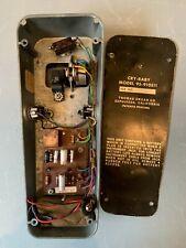 Vintage Thomas Organ CryBaby Wah Pedal Original 1970's