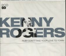 KENNY ROGERS RUBY DON'T TAKE YOUR LOVE TO TOWN  2 CD'S