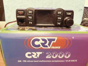 PNI CRT 2000 CB Radio - Black