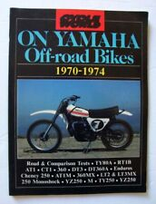 On Yamaha Off-Road Bikes 1970-1974, For Restorers & Buyers, Motorcycles