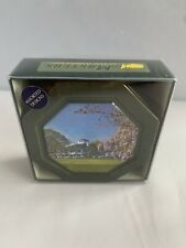 New listing The Masters Golf - Set of 4 Coasters Augusta National Golf Course Club Ceramic