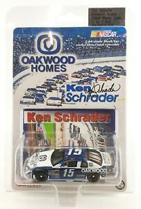 Ken Schrader #15 Oakwood Homes 1999 NASCAR Diecast 1/64 by Action