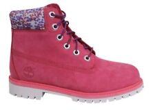 Calzado de niña rosa Timberland