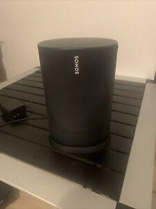 Sonos Move Wireless Portable Speaker - Black (MOVE1US1BLK)  S17