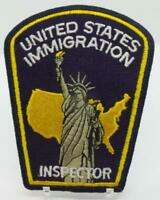 """United States Immigration Inspector - Statue of Liberty 5"""" Patch"""