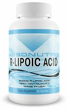Absonutrix R-Lipoic Acid 300 mg helps maintain a healthy level of antioxidants