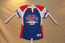 New York Giants DRAFT ME Fashion JERSEY/Shirt MAJESTIC Womens Large  NWT $55