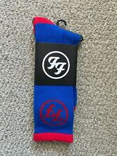 Rare Foo Fighters Unisex Concert Socks, Chicago, Cubs, Wrigley Field, Brand New