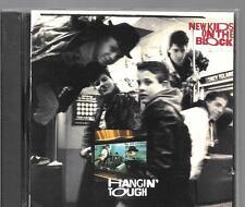 CD ALBUM 10 TITRES--NEW KIDS ON THE BLOCK--HANGIN' TOUGH--1988