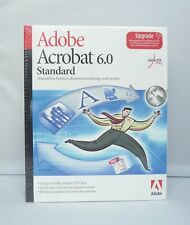 Adobe Acrobat 6.0 Standard - Upgrade - Englisch - WIN -