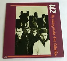 U2 - The Unforgettable Fire Collection (1991) (VideoArts - VALS-3249) Laserdisc