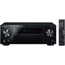 Pioneer - 5.1-Ch. 4K Ultra HD A/V Home Theater Receiver - Brushed black