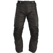 RST Sinaqua Textile Motorcycle Motorbike Trousers Black 2xl