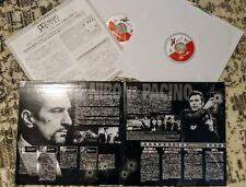 HEAT 1995 LASER DISC LD Al Pacino Robert De Niro made in Japan