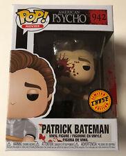 New listing Patrick Bateman American Psycho (942) Funko Pop! Chase Edition