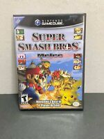 Nintendo GameCube Super Smash Bros Melee