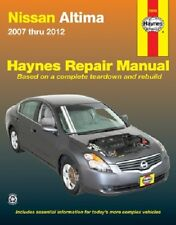 Repair Manual Haynes 72016 fits 07-12 Nissan Altima