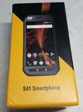 CAT S41 - 32GB - Black (Unlocked) Smartphone