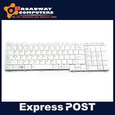 Keyboard for Toshiba Satellite C650 C650D C660 C665 L650 L650D L670D L750 White