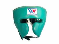 Winning Boxing Head guard, headgear Green L made in JAPAN Authentic FG-2900