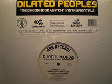 "dilated peoples-neighborhood watch (instrument as) (vinyl <ne translation=""$prodspec"" entity=""2lp"">$prodspec</ne>) <ne translation=""$num"" entity=""2004"">$num</ne>!!! rare!!!"