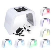 7 Color LED Light Therapy Skin Rejuvenation PDT Anti-aging Facial Beauty Machine