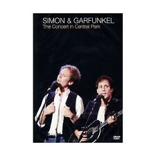 DVD SIMON & GARFUNKEL THE CONCERT IN CENTRAL PARK 5099720222392