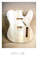 Telecaster Style Electric Guitar 218DIY Body + Neck Only