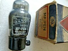 MP/PEN  Cossor  5 pins  P4VA  AC/PEN Valve Tube  New Old Stock 1pc  AUG19D