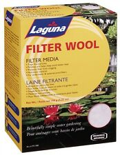 Hagen Laguna POWERFLO PRO FILTER WOOL Fish Pond Filter Media 5.25 oz PT1780