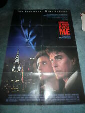 SOMEONE TO WATCH OVER ME(1987)TOM BERENGER ORIGINAL ONE SHEET POSTER