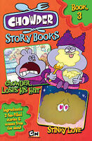 Chowder Loses His Hat: AND Stinky Love (Chowder Story Books), Apsley, Apsley, Br