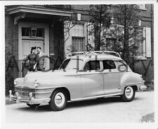 1947 Chrysler C38W Traveller Six Four Door Sedan, Factory Photo (Ref. # 33302)