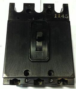 EE3-B020 Siemens ITE Circuit Breaker 3 Pole 20 Amp 240V