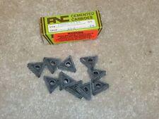 10 New ANC TNMG 433 AOX Alumnium Oxide Carbide Inserts