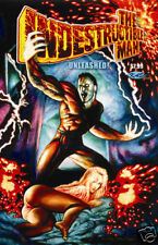 THE INDESTRUCTIBLE MAN UNLEASHED! KASO COMICS~BRAND NEW