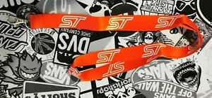 Ford Focus ST Style Lanyard Red/White Fiesta Mondeo Focus etc